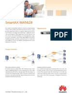 Huawei SmartAX MA5628 Brief Product Brochure(09-Feb-2012)
