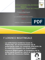 Presentación FLORENCE NIGHTINGALE