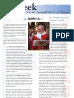 Seek, June-July '10, Episcopal Diocese of Missouri