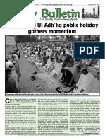 Friday Bulletin 698