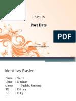 lapsus post date.pptx