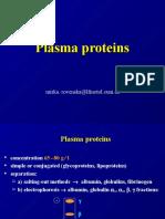 Plasma Proeins Dr. Nasim
