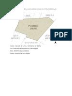 Plano de Localización y Demarcación Política