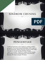 PPT SINDROM CHUSING