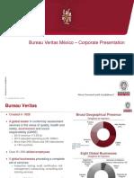 Bureau Veritas México – Corporate Presentation
