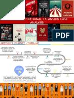 Netflix International Expansion Case study Analysis