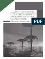 Saúde, Tecnologia e Desenvolvimento Regional na Serra Catarinense