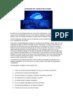 Aplicabilidad de La Nube (Prueba)