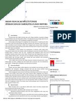 Mesin Pencacah Multi Fungsi (Perancangan Sabuk,Pully,Dan Motor) _ Ahmad Sukri