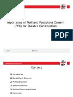 Importance of Hathi Portland Pozzolana Cement (1)
