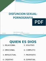 Disfuncion Sexual. Pornografia