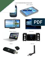 ALAT Telekomunikasi Modern