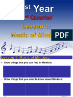 Qtr 2 Lesson 1 in Music 7
