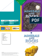 2005 Minerals and Rocks (10 Pages)