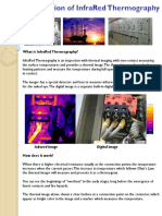 Introduction of Electrical InfraRed Thermography