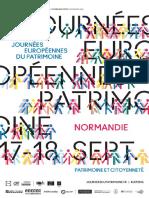 DRAC Normandie Jep 2016 Brochure Regionale Bd 7