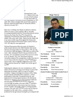 Hugo Chávez - Wikipedia, The Free Encyclopedia
