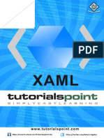 Xaml Tutorial For beginner