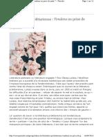 Georg Lukacs La littérature prolétarienne  Tendenz ou prise de parti .pdf