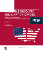 USA. Problems Unsolved and a Nation Divided