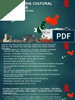 PAK – CHINA CULTURAL CORRIDOR.pptx