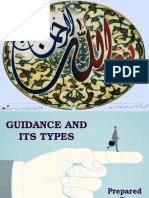 GUIDANCE AND ITS TYPES.pptx