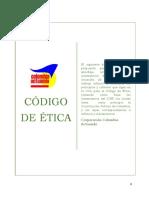 Codigo Etica CCA 2016