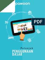 POS Pawoon Manual 1.0.1