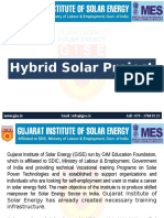 GISE Hybrid Projects