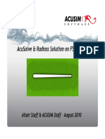 AcuSolve_Radioss_FSI