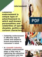 Celebrity endorsement.pptx