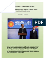 Thayer United States and Non-Traditional Security in Southeast Asia