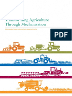 Agrimach Study of agricultural equipment in india