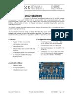 40000 P8X32A QuickStart Guide v1.3