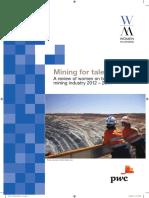 Women in Mining 2015