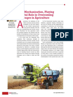 Agriculture Year Book- MD, CLAAS India Overview 2016