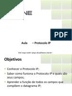07 - Protocolo IP