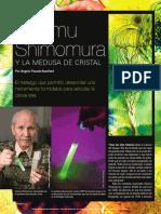 Osamu Shimomura y La Medusa de Cristal