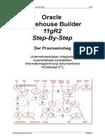 OWB11gR2 Step by Step V2