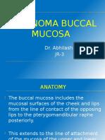 Carcinomabuccalmucosa