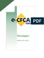 Manual Do Aluno CFCAnet Reciclagem