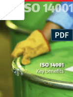 Iso 14001 - Key Benefits