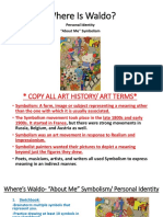 where is waldo symbolism ppt pdf