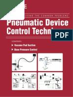 Pneumatic devices control tech
