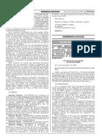 Prorrogan vigencia y modifican el D.A. N° 007-2016/MDA referente a la actualización del Estudio Técnico del Servicio de Transporte de Pasajeros y Carga en Vehículos Menores Motorizados y No Motorizados en el distrito de Ate - Plan Regulador