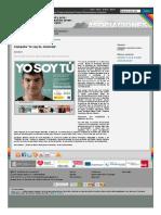 Campaña 'Yo Soy Tú, Mézclate' _ Injuve, Instituto de La Juventud