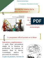 TD - La fonction de production.ppt