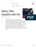 what inequality means to me