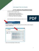Manual Do Token - Azul Aladdin - Formatacao asfasdf  asdfsadf s