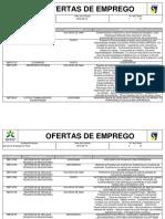Serviços de Emprego Do Grande Porto- Ofertas Ativas a 16 09 16